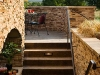 colorado-timber-home-patio_stairwell